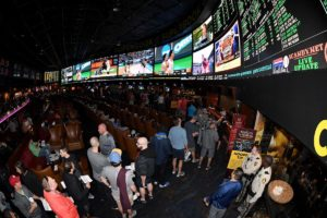 place a sports bet