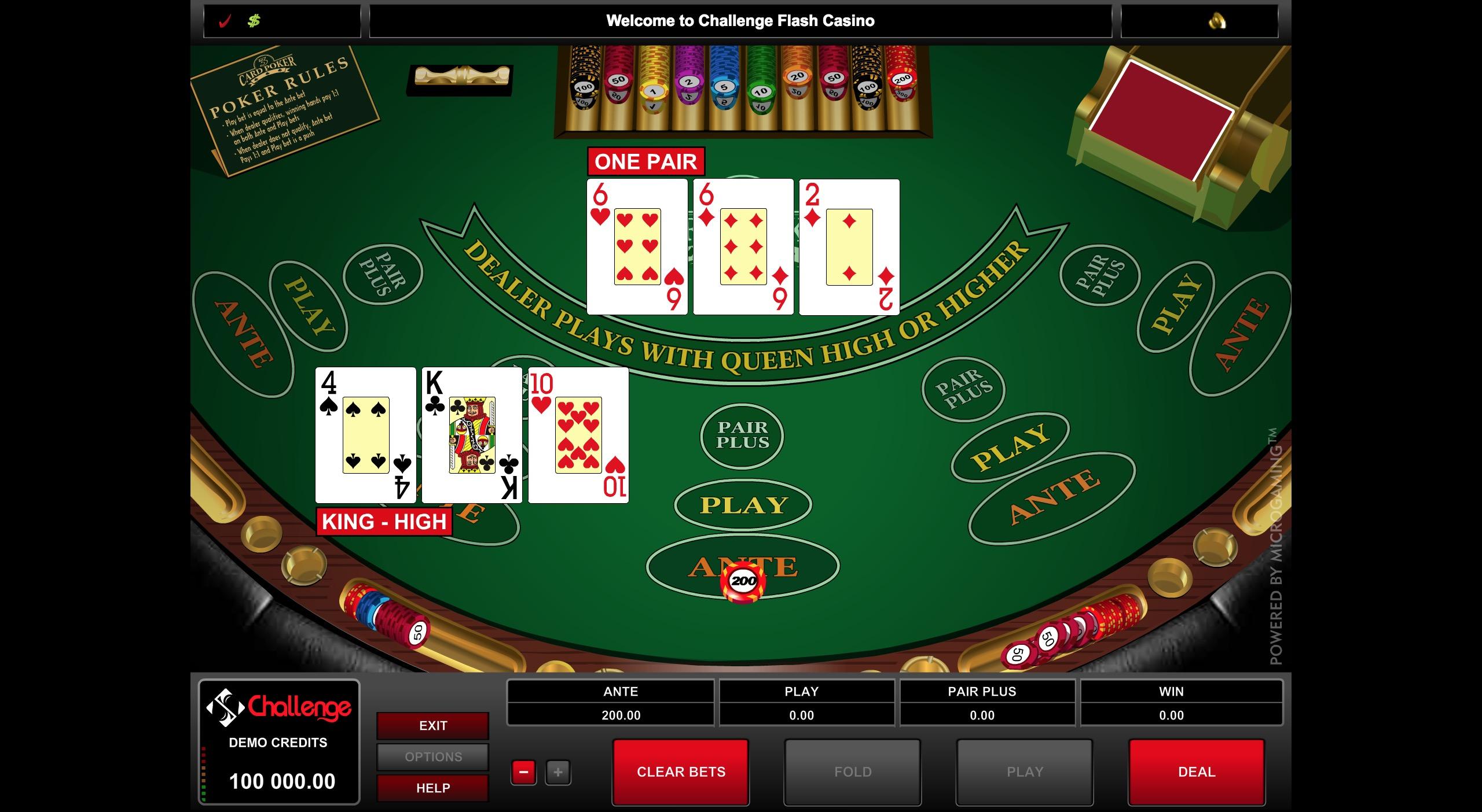 poker online app